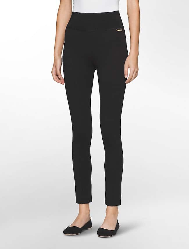 Calvin Klein power stretch wide waistband leggings - Thoughtful gift ideas for women
