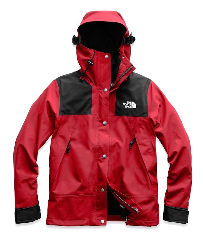 1990 MOUNTAIN JACKET GORE-TEX - best gift for men - northpolestar.com