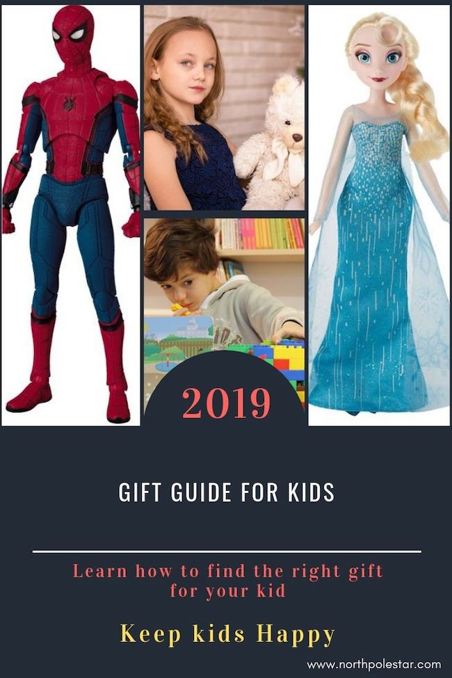 2019 Gift Guide for Kids and teenagers-www.northpolestar.com