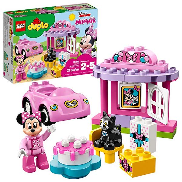 LEGO DUPLO Minnie's Birthday Party 10873 Building Blocks - Gift for kids