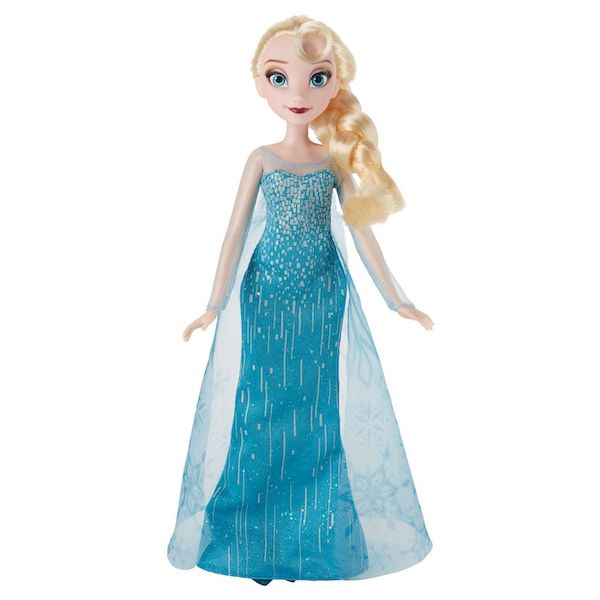 Disney Frozen Classic Fashion - Elsa Doll- gift ideas for kids- www.northpolestar.com