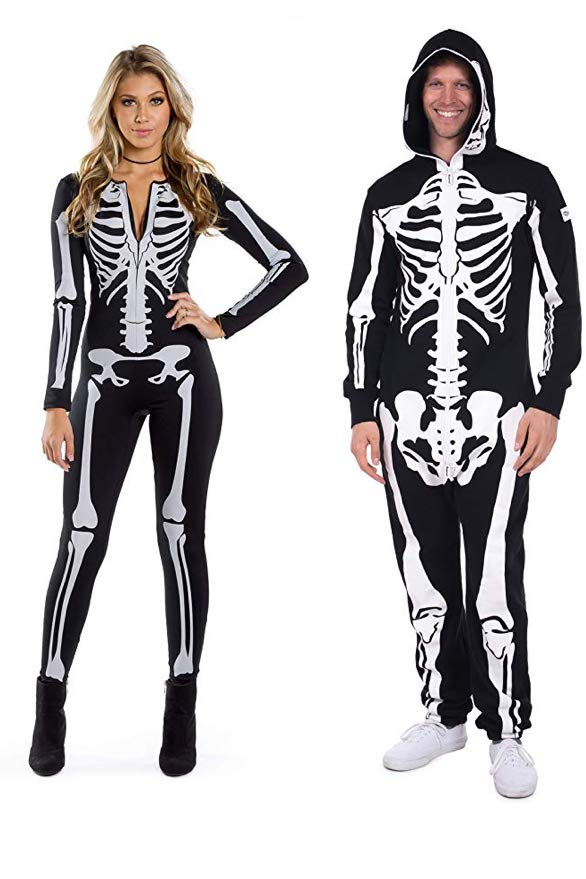 Halloween matching costumes for couples