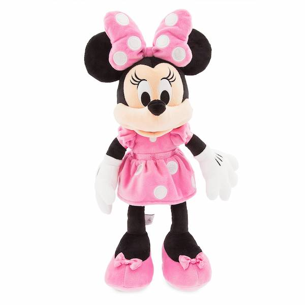 Minnie Mouse Plush – Pink – Medium – 18'' – Gift idea for kids - www.northpolestar.com