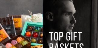 2019 Top Gift Baskets for Men
