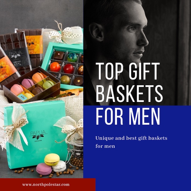2019 Top Gift Baskets for Men
