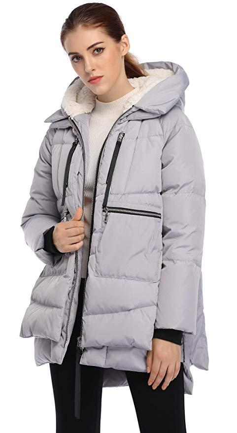 Women's Winter Down Jackets AMZ - Thoughtful Gift iDeas for Women