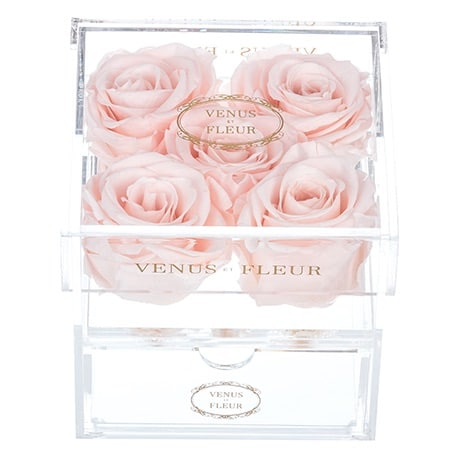 the Lé Clair Cinq Eternity Roses - gift ideas for women