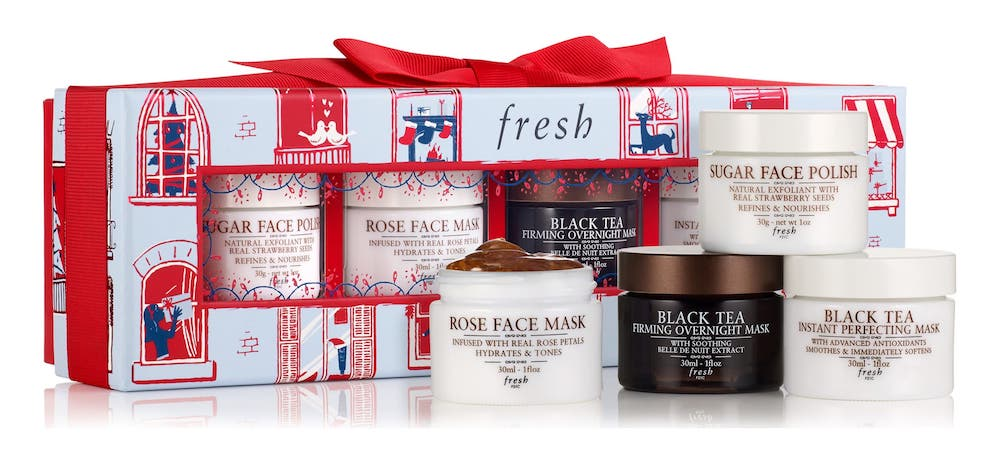A Nordstrom-exclusive, limited-edition set of mini moisturizing face masks to smooth, firm or hydrate skin.
