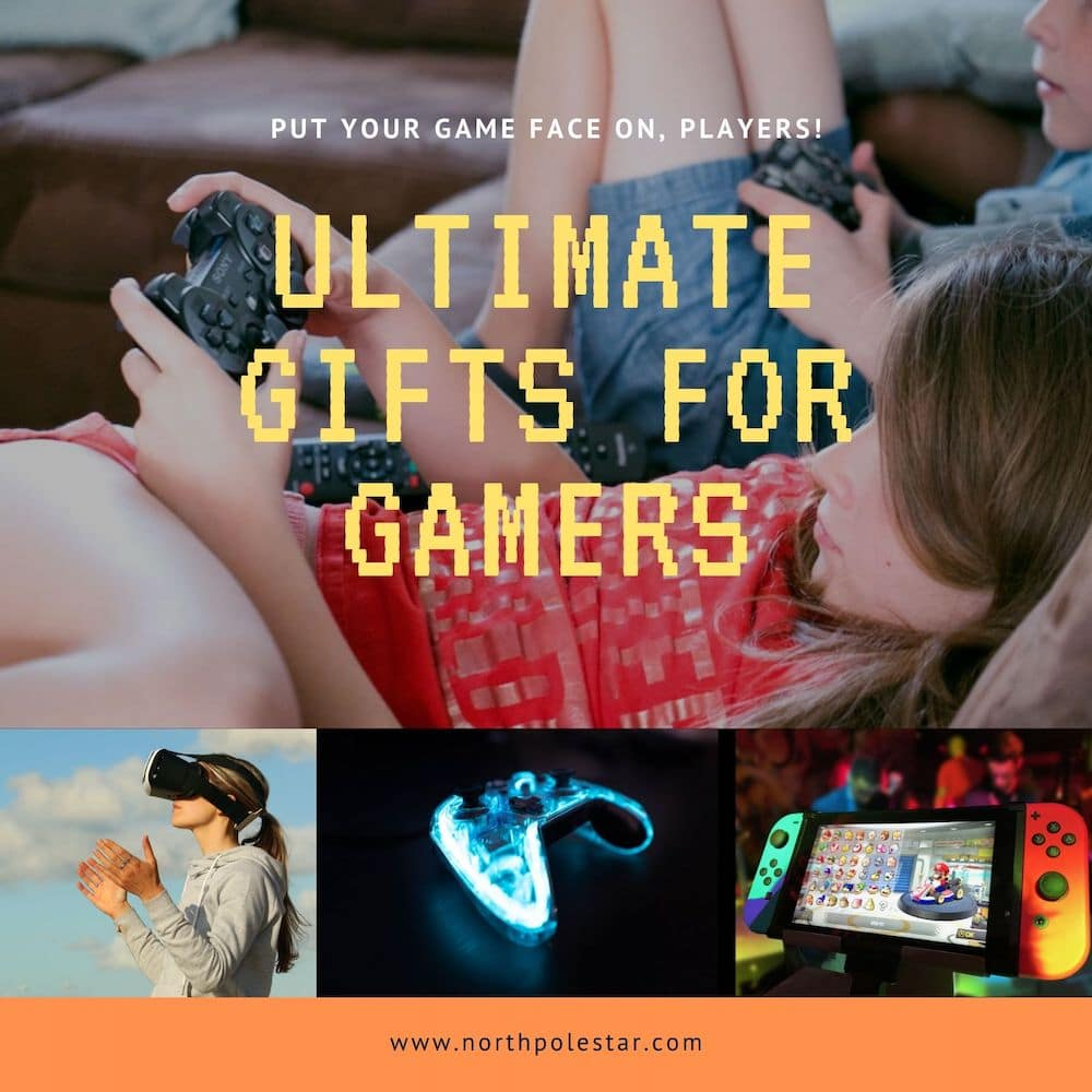 Gifts for gamers 2019 | best gift for gamers