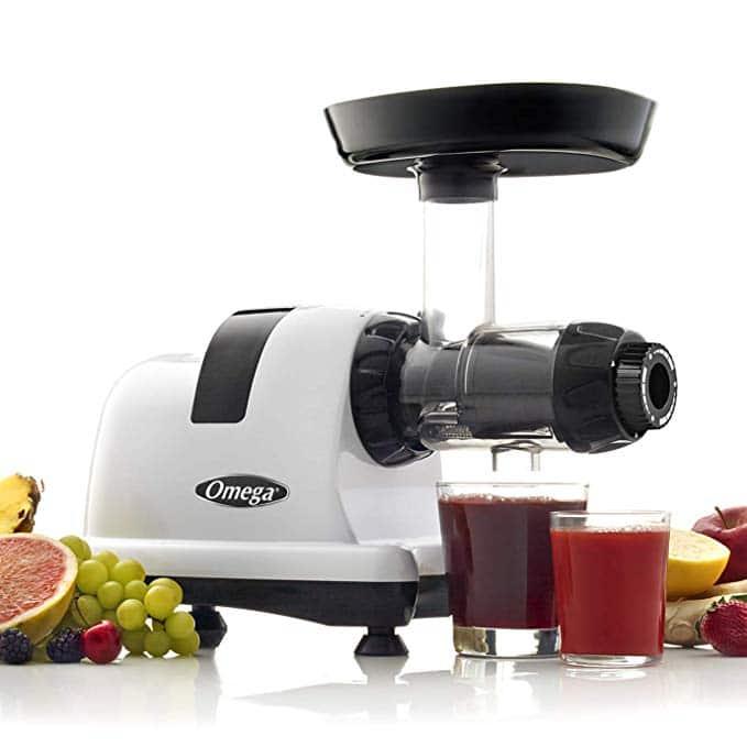 Omega Juicers J8006HDS Slow Speed Masticating Juicer