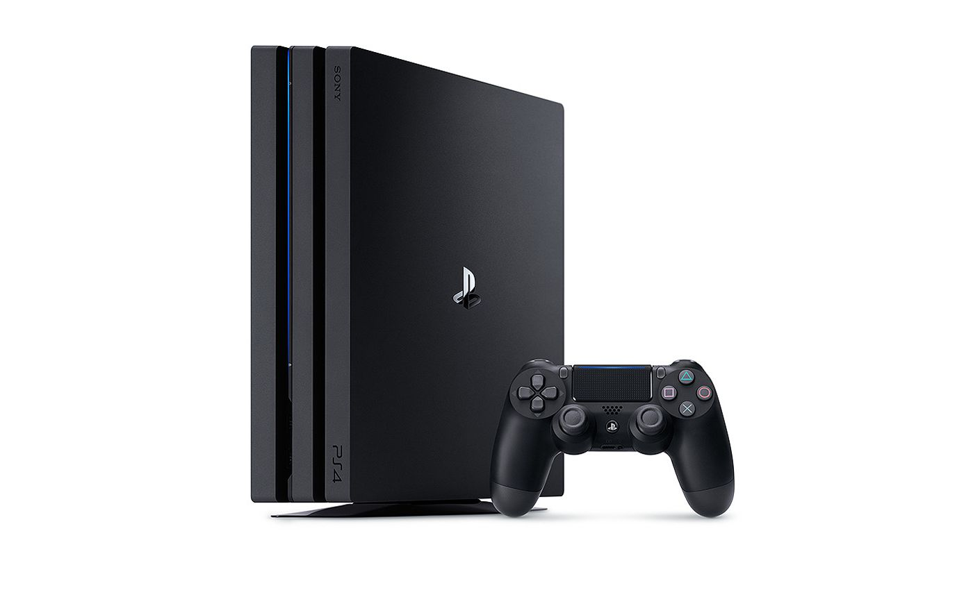 PlayStation 4 Pro 1TB Console gift for gamers 2019