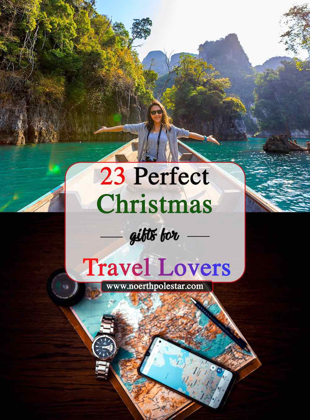23 Perfect Christmas Gifts for Travel Lovers
