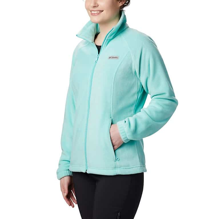 Women's Benton Springs™ Full Zip Fleece Jacket gift guide for Alaska travelers