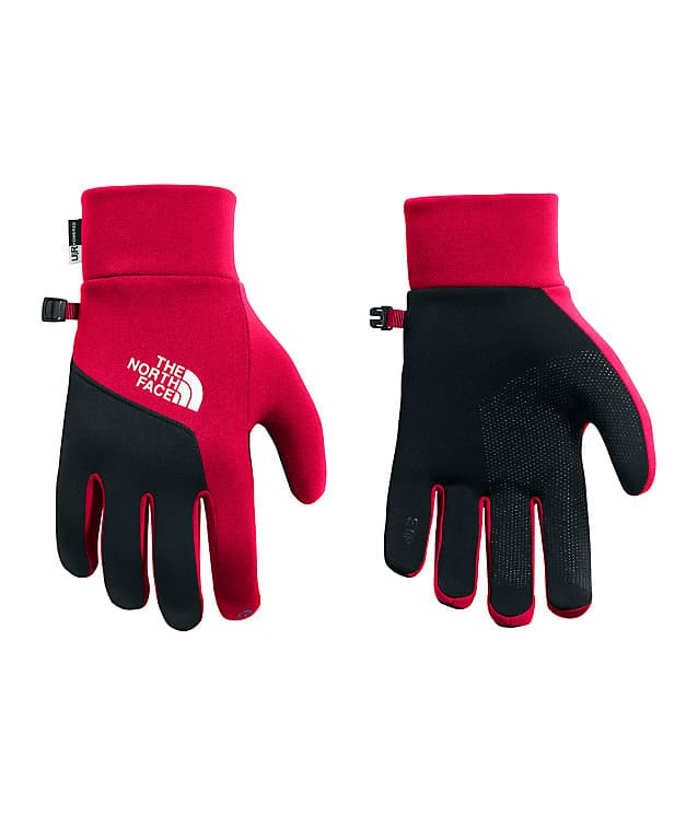 Touchscreen-compatible fleece gloves are a runner's favorite not just because they're made to keep your hands in their natural relaxed position, but because you don't have to take them off to use your phone.