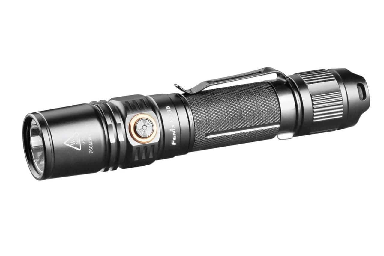 Fenix PD35 V2.0 LED Flashlight gift idea survival mountain man