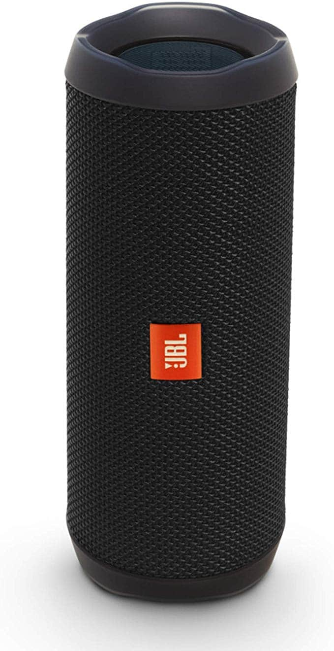 JBL Flip 4 Waterproof Portable Bluetooth Speaker gift idea