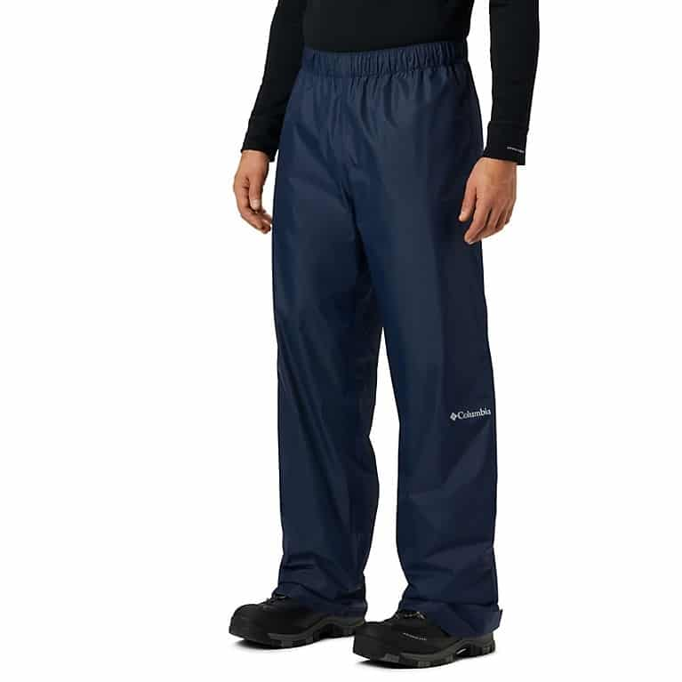 Men's Rebel Roamer™ Rain Pant gift idea for Alaska travelers www.northpolestar.com