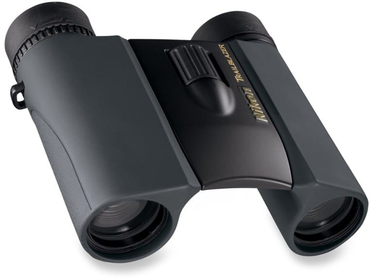 Nikon Trailblazer ATB Waterproof 10 x 25 Binoculars Alaska travel equipment gift idea wildlife adventure