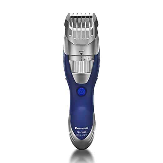Panasonic ER-GB40-S Men's Electric Trimmer for Beard, Hair and Mustache, Wet/Dry gift idea