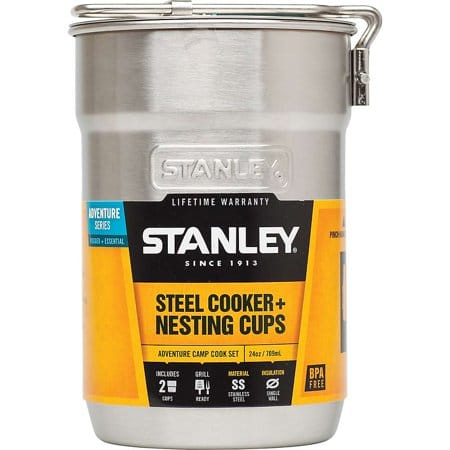 Stanley Adventure Camp Cook Set gift idea - survival kit - www.northpolestar.com