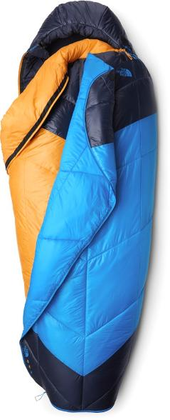 The North Face One Bag Sleeping Bag gift idea for men, campers, mountain man, adventurer