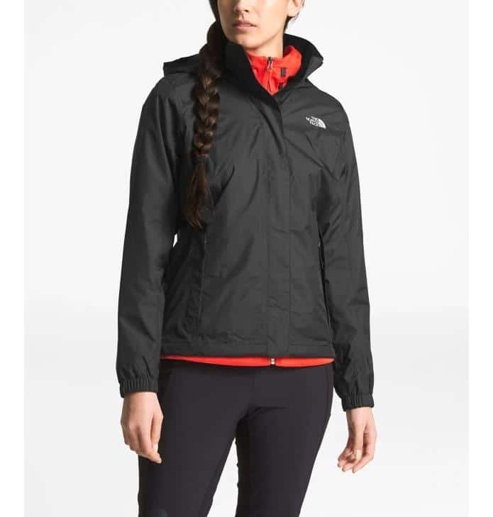 The North Face Women's Resolve 2 Jacket | gift idea by www.northpolestar.com for travelers