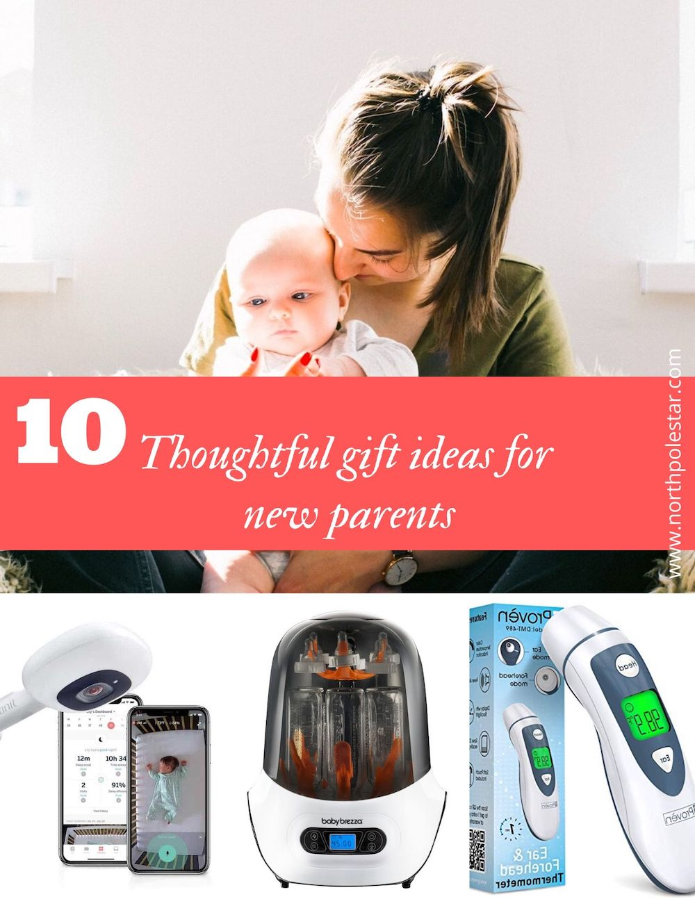 Top 10 Practical and thoughtful gift ideas for new parents