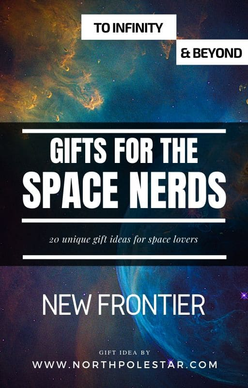 20 Unique Astronomy Gift Ideas for Space Lovers | www.northpolestar.com