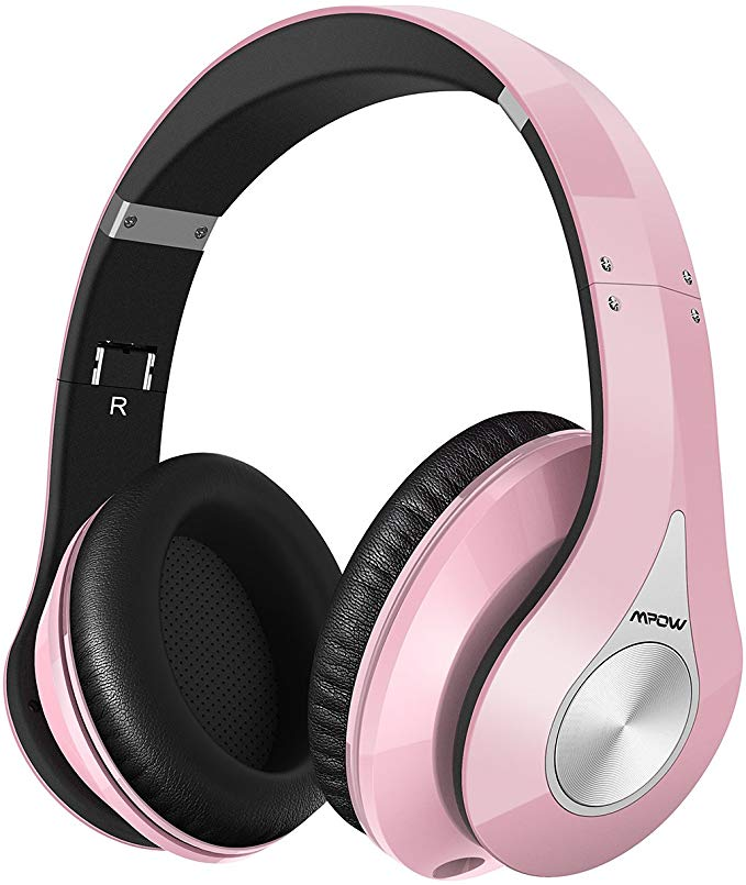 Mpow 059 Bluetooth Headphones Over Ear, Hi-Fi Stereo Wireless Headset gift idea for teenage girls
