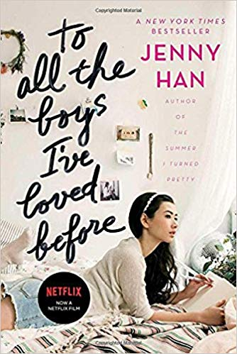 To All the Boys I've Loved Before gift idea for teenage girls