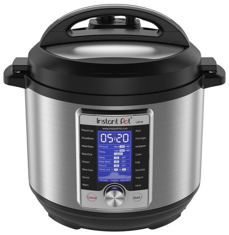 Ultra 10-in-1 Pressure Cooker