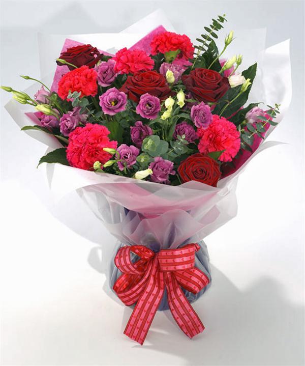 Valentine's Day Flowers Gift Idea