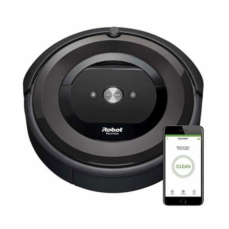 iRobot Roomba e5 (5150) Robot Vacuum - Wi-Fi Connected, Works with Alexa, Ideal for Pet Hair, Carpets, Hard,