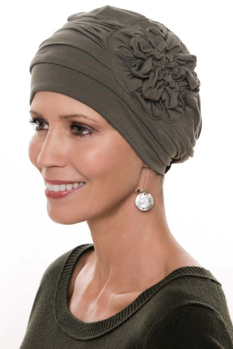 Cardani Cuddle Cloche Hat | Viscose from Bamboo Hat for Women