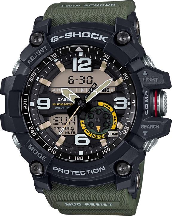 Casio G-Shock MUDMASTER Watch GG1000-1A3