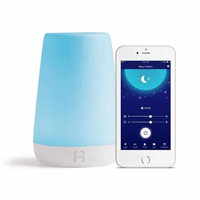 Hatch Baby Rest Sound Machine, Night Light and Time-to-Rise