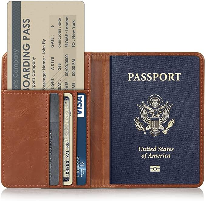 Anvas Passport Holder Travel Wallet