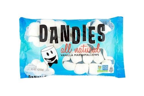 Dandies All Natural Marshmallows Vanilla