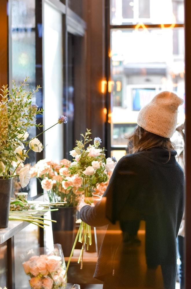 Flower Arranging Classes Los Angeles