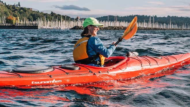 Learn to Kayak Class