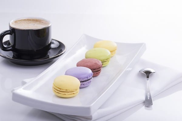 Macarons Making Class taught by Rita Ng