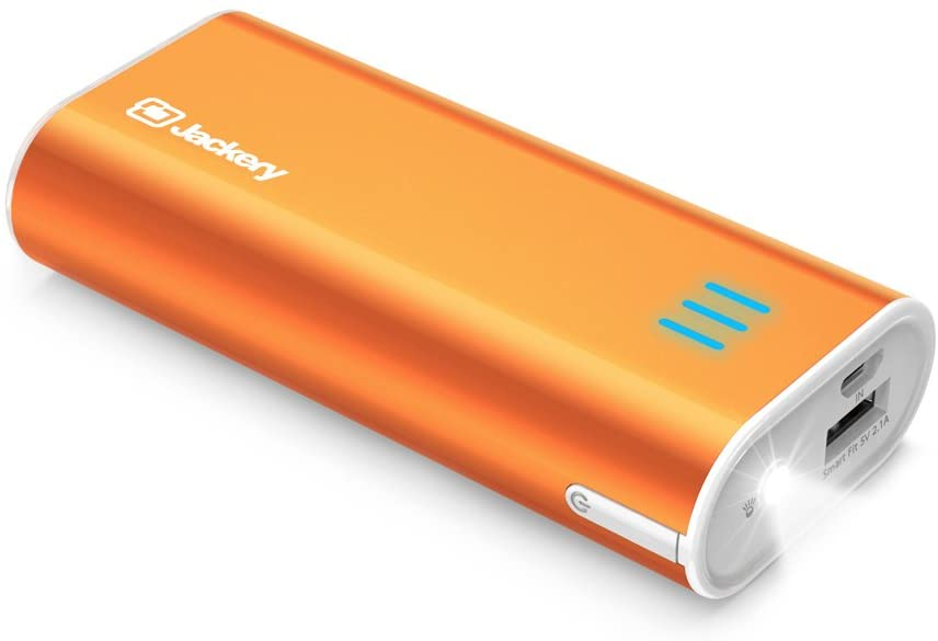 Jackery Portable Travel Charger Bar 6000mAh