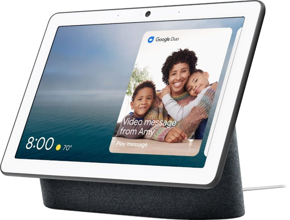 Nest Hub Max Smart Display with Google Assistant