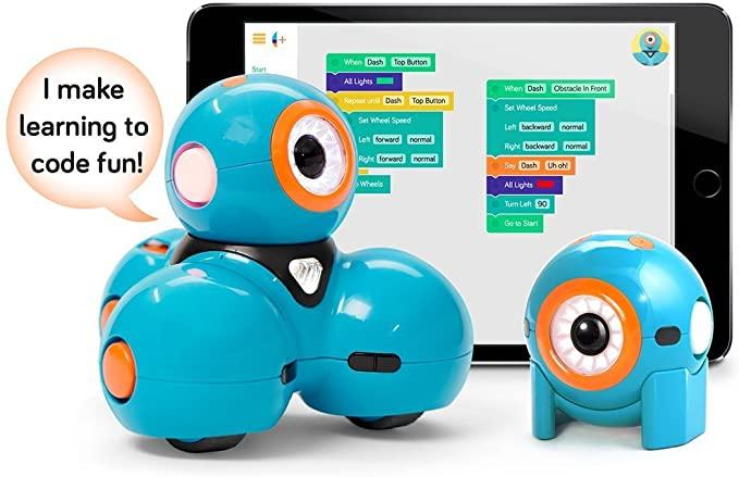 Wonder Workshop, Dash Robot Coding for Kids 6+