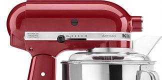 KitchenAid KSM150PSER Mixer