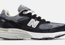 New Balance Womens Made in US 993