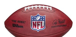 Wilson Duke NFL Football
