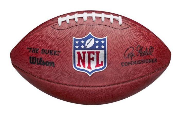 Wilson Duke NFL Football