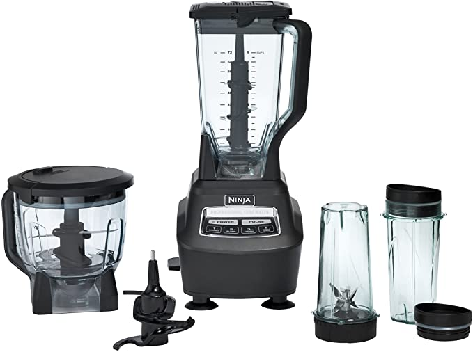 Ninja Mega Kitchen System (BL770) Blender:Food Processor