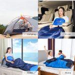 BSWOLF Ultralight Waterproof 4 Season Camping Sleeping Bag – 3